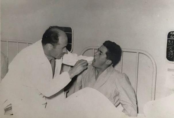 1958 - Dott. Luigi Sottotenente Medico